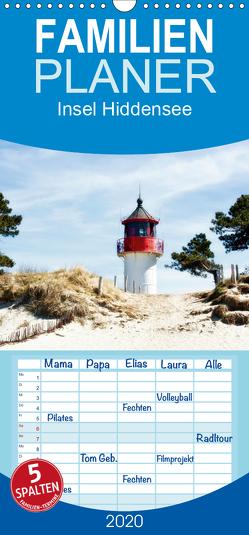 Insel Hiddensee – Familienplaner hoch (Wandkalender 2020 , 21 cm x 45 cm, hoch) von Möckel / Lucy L!u,  Claudia