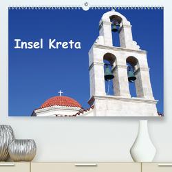 Insel Kreta (Premium, hochwertiger DIN A2 Wandkalender 2021, Kunstdruck in Hochglanz) von Schneider,  Peter