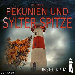 Insel-Krimi 9: Pekunien und Sylter Spitze von Albrodt,  Erik
