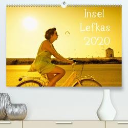 Insel Lefkas (Premium, hochwertiger DIN A2 Wandkalender 2020, Kunstdruck in Hochglanz) von Tortora - www.aroundthelight.com,  Alessandro