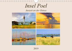 Insel Poel – Auszeit an der Ostsee (Wandkalender 2019 DIN A4 quer) von LianeM