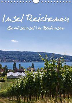 Insel Reichenau – Gemüseinsel im Bodensee (Wandkalender 2019 DIN A4 hoch) von Ergler,  Anja