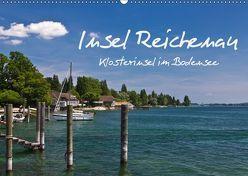 Insel Reichenau – Klosterinsel im Bodensee (Wandkalender 2018 DIN A2 quer) von Ergler,  Anja