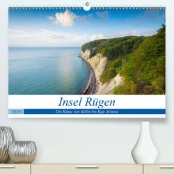 Insel Rügen – Die Küste von Sellin bis Kap Arkona (Premium, hochwertiger DIN A2 Wandkalender 2020, Kunstdruck in Hochglanz) von Wasilewski,  Martin