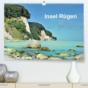 Insel Rügen (Premium, hochwertiger DIN A2 Wandkalender 2021, Kunstdruck in Hochglanz) von Schmidt,  Sabine