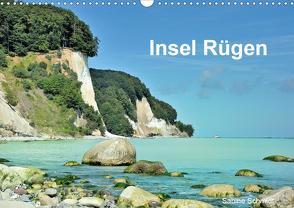 Insel Rügen (Wandkalender 2021 DIN A3 quer) von Schmidt,  Sabine