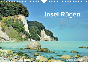 Insel Rügen (Wandkalender 2021 DIN A4 quer) von Schmidt,  Sabine