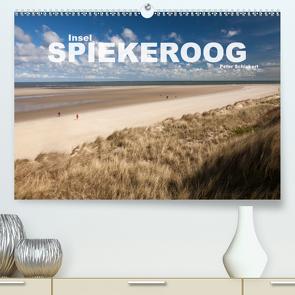 Insel Spiekeroog (Premium, hochwertiger DIN A2 Wandkalender 2021, Kunstdruck in Hochglanz) von Schickert,  Peter