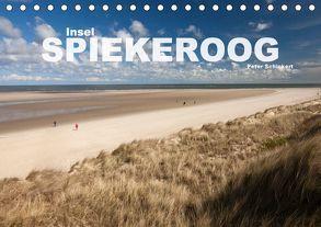 Insel Spiekeroog (Tischkalender 2018 DIN A5 quer) von Schickert,  Peter