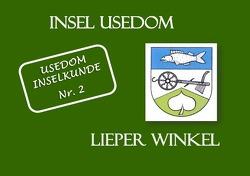 Usedom Inselkunde / Insel Usedom Lieper Winkel von Stockmann,  Hilde