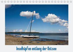 Inselhüpfen entlang der Ostsee (Tischkalender 2019 DIN A5 quer) von Prediger,  Klaus, Prediger,  Rosemarie