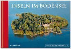 Inseln im Bodensee von Lemanczyk,  Iris, Spiering,  Holger