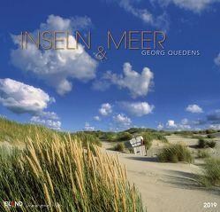 Inseln & Meer Edition – Kalender 2019 von Eiland