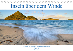 Inseln über dem Winde (Tischkalender 2019 DIN A5 quer) von Schaenzer,  Sandra