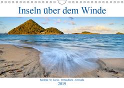 Inseln über dem Winde (Wandkalender 2019 DIN A4 quer) von Schaenzer,  Sandra
