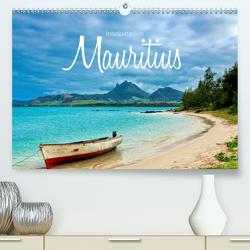 Inselparadies Mauritius (Premium, hochwertiger DIN A2 Wandkalender 2020, Kunstdruck in Hochglanz) von Becker,  Stefan