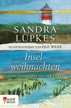 Inselweihnachten von Lüpkes,  Sandra, West,  Ole