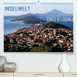 Inselwelt Cres & Losinj (Premium, hochwertiger DIN A2 Wandkalender 2020, Kunstdruck in Hochglanz) von Sock,  Reinhard