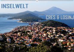 Inselwelt Cres & Losinj (Wandkalender 2019 DIN A2 quer) von Sock,  Reinhard