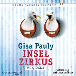 Inselzirkus (Mamma Carlotta 5) von Pauly,  Gisa, Thalbach,  Katharina