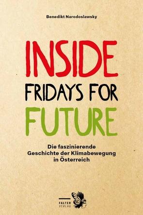 Inside Fridays for Future von Narodoslawsky,  Benedikt
