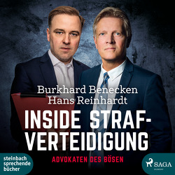 Inside Strafverteidigung von Benecken,  Burkhard, Reinhardt,  Hans, Salkow,  Irina