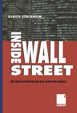 Inside Wall Street von Stockheim,  Ulrich