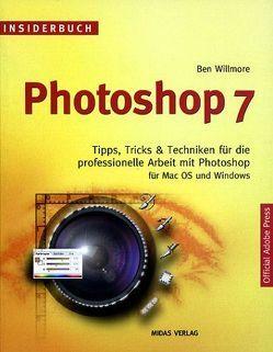 Insiderbuch Photoshop 7 von Willmore,  Ben