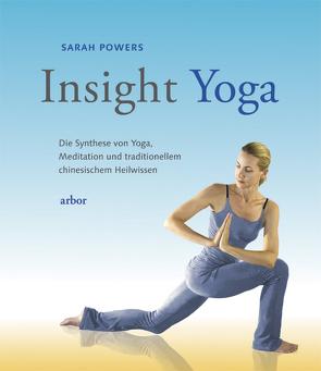Insight Yoga von Brandenburg,  Peter, Powers,  Sarah