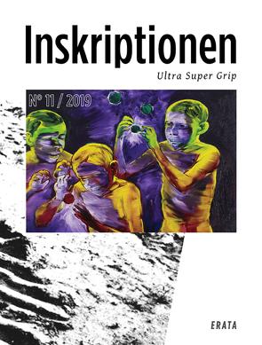 Inskriptionen No. 11 von Kalinke,  Viktor, Reuter,  Jessica