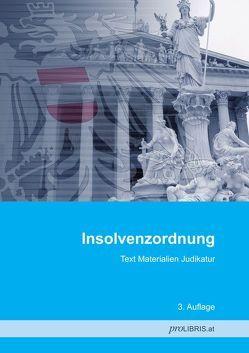 Insolvenzordnung von proLIBRIS VerlagsgesmbH