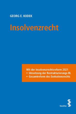 Insolvenzrecht von Kodek,  Georg E.