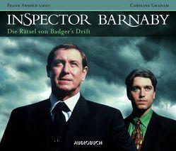 Inspector Barnaby: Die Rätsel von Badger's Drift von Arnold,  Frank, Graham,  Caroline