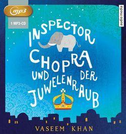 Inspector Chopra und der Juwelenraub von Breuer,  Pascal, Friedrich,  Peter, Khan,  Vaseem