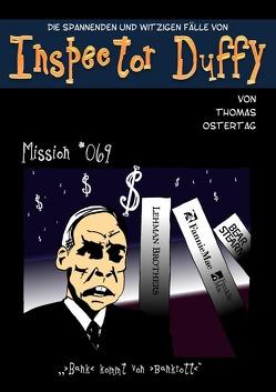 Inspector Duffy – Die spannenden und witzigen Fälle / Inspector Duffy – Mission #069 von Ostertag,  Thomas