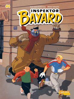 Inspektor Bayard 4 von Schöner,  Thomas, Schwartz,  Olivier