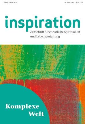 inspiration 1/2020 von Gondolf,  Maria, Vilain,  Clarissa