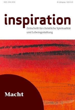 inspiration 2/2020 von Gondolf,  Maria, Vilain,  Clarissa