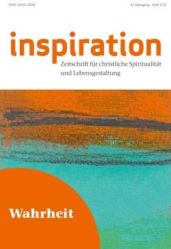 Inspiration 2/2021 von Gondolf,  Maria, Vilain,  Clarissa