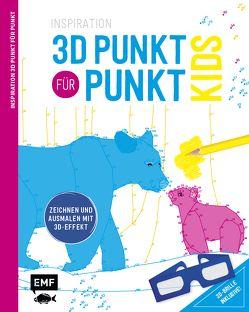 Inspiration 3D Punkt für Punkt Kids von Any Puzzle Media Ltd