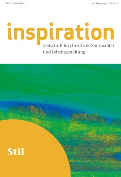 Inspiration 4/2019 von Gondolf,  Maria