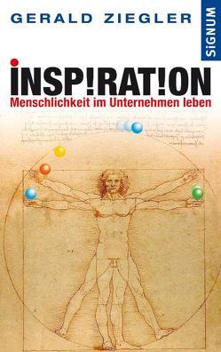 Inspiration von Ziegler,  Gerald
