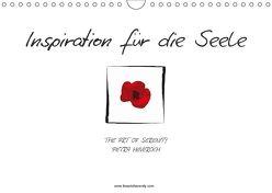 Inspiration für die Seele (Wandkalender 2018 DIN A4 quer) von Heveroch,  Petra
