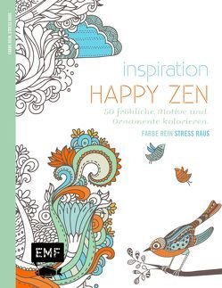 Inspiration Happy Zen von Edition Michhael Fischer