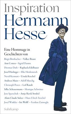 Inspiration Hermann Hesse von Esselborn-Krumbiegel,  Helga