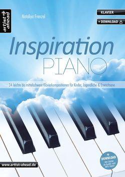 Inspiration Piano von Frenzel,  Nataliya