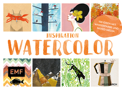 Inspiration Watercolor von Birch,  Helen, Klapper,  Annika