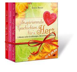 Inspirierende Geschichten für`s Herz von Rieger,  Gisela