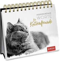 Inspirierende Worte für Katzenfreunde von Groh Redaktionsteam