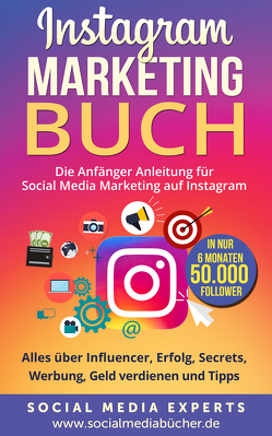 Instagram Marketing Buch